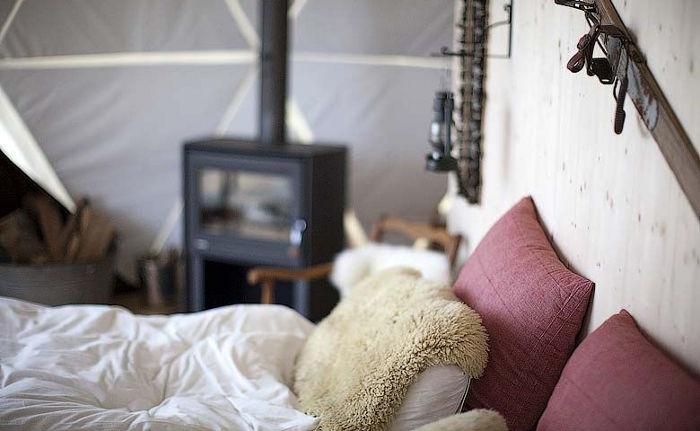 Visite privée : vivre dans un igloo