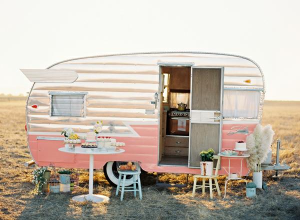 Ma caravane rose