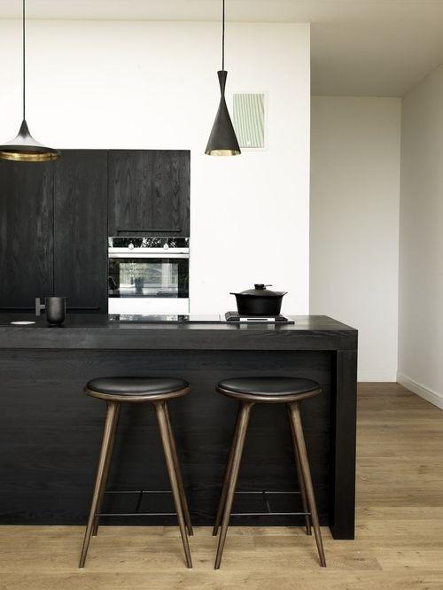 Des blogs … Une thématique : Black Kitchen