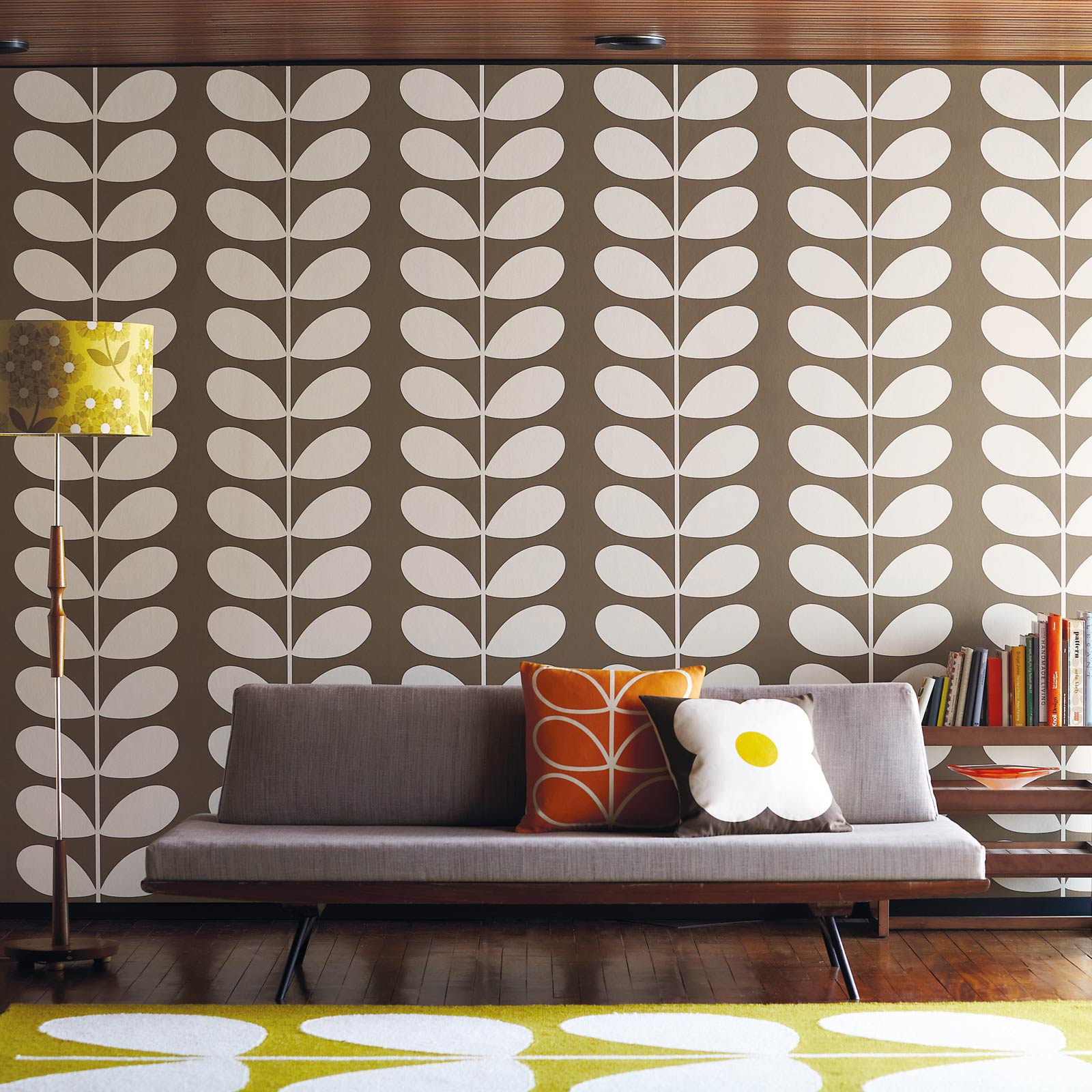 des blogs une th matique wallpaper orla kiely. Black Bedroom Furniture Sets. Home Design Ideas