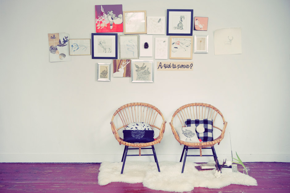 Inspiration: living room