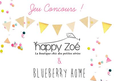 Résultats Concours HAPPY ZOE