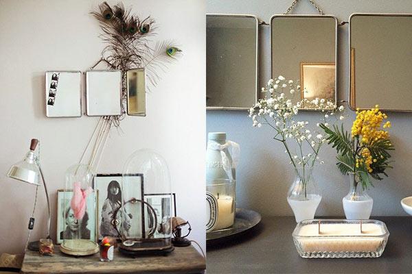 Le miroir, un accessoire déco indispensable