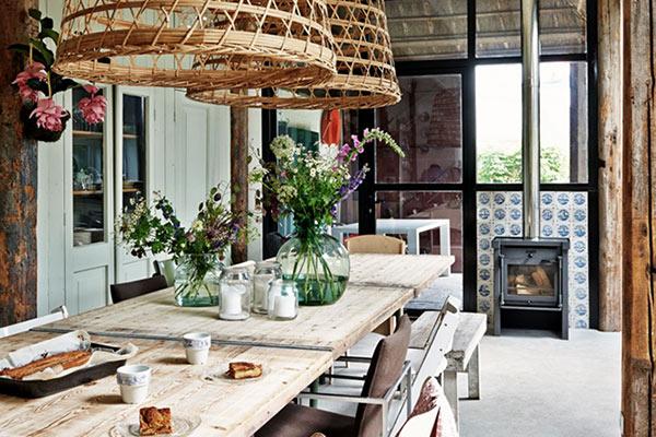 Une maison très inspirante aux Pays Bas