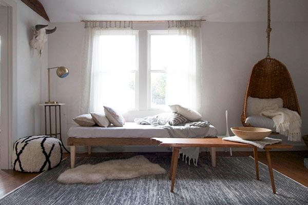 d co ethnique pour un petit cocon blueberry home. Black Bedroom Furniture Sets. Home Design Ideas