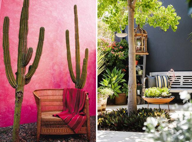 Mode d 39 emploi pour une terrasse boh me blueberry home for Couleur tendance salon de jardin