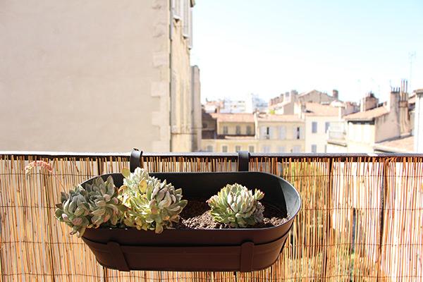 Mon balcon marseillais