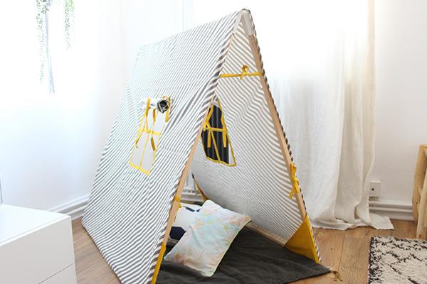 La tente canadienne
