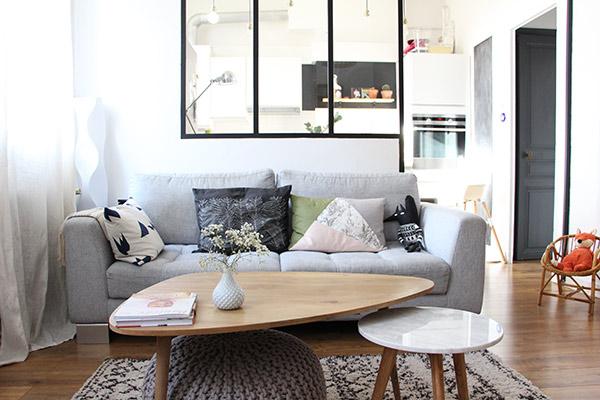 Optimiser l'espace dans le salon