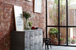 d co industrielle chez alinea blueberry home. Black Bedroom Furniture Sets. Home Design Ideas