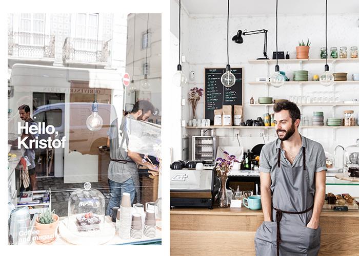 kristof café lisbonne