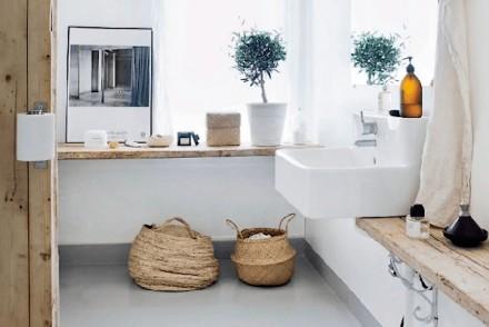 5 astuces déco pour la salle de bain