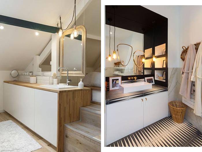 5 astuces d co pour la salle de bain blueberry home for Plante salle de bain