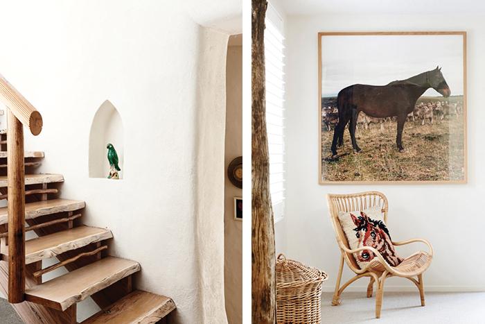 inspiration déco, maison melbourne, déco ethnique et design scandinave