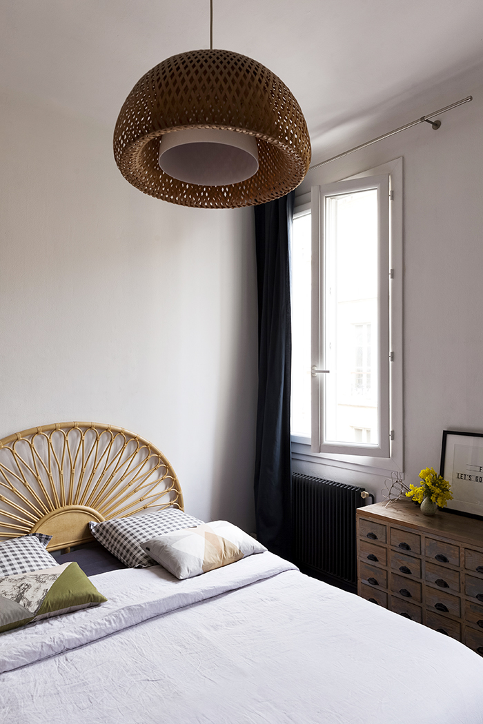 Ma Chambre L 39 Ambiance Vintage Blueberry Home