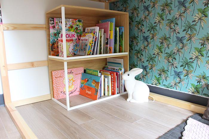 chambre enfant inspirations déco bibliothèque