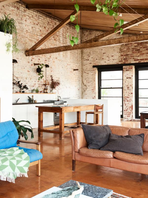 3 astuces d co pour adopter la tendance kinfolk dans son int rieur. Black Bedroom Furniture Sets. Home Design Ideas