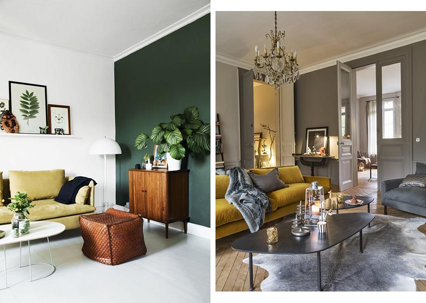 le canap s 39 affiche en couleurs blueberry home. Black Bedroom Furniture Sets. Home Design Ideas