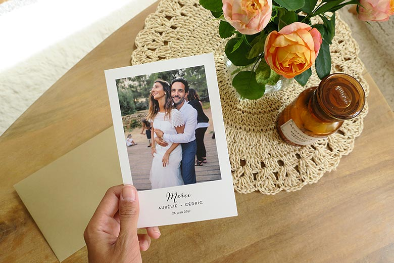 favoris rosemood mariage faire-part