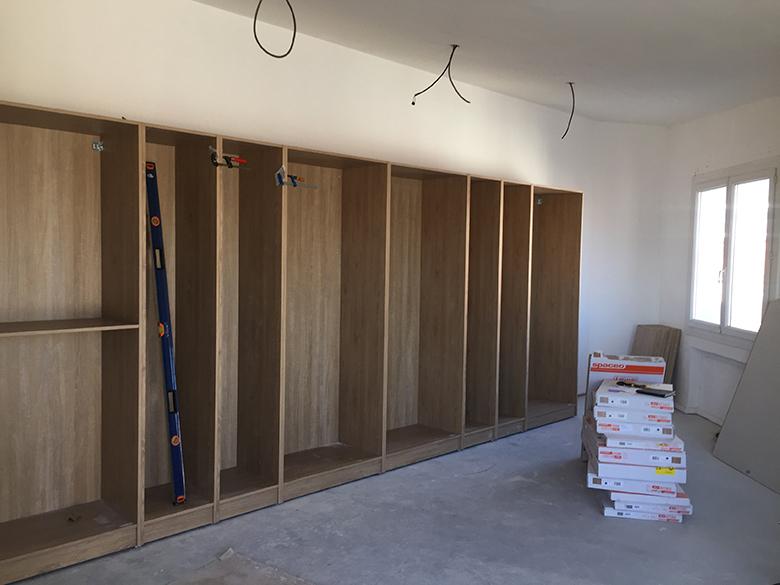 avant apr s notre nouveau nid blueberry home. Black Bedroom Furniture Sets. Home Design Ideas