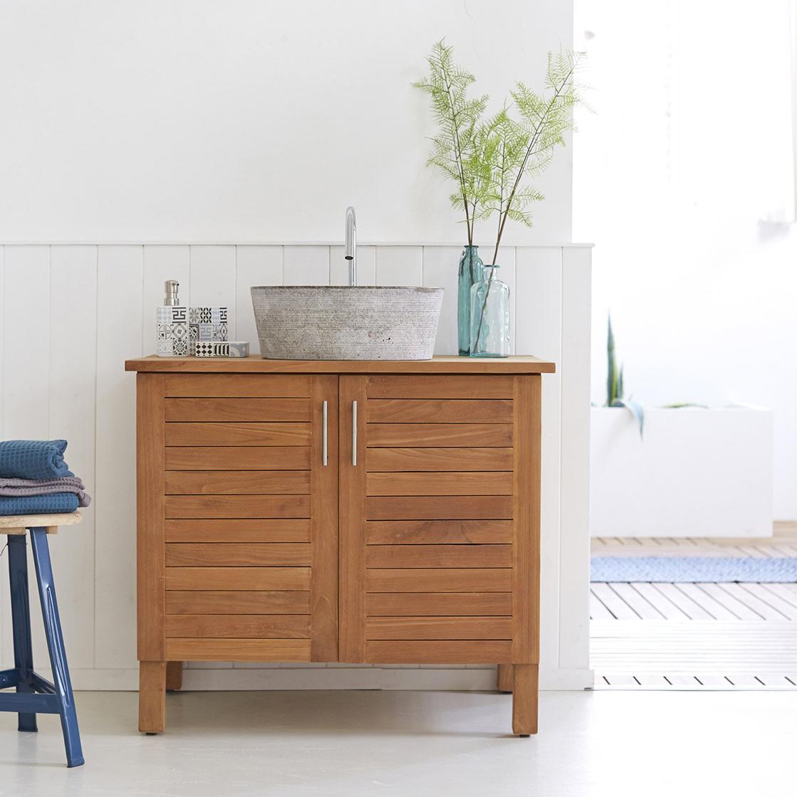 10 accessoires pour une salle de bain tendance blueberry. Black Bedroom Furniture Sets. Home Design Ideas