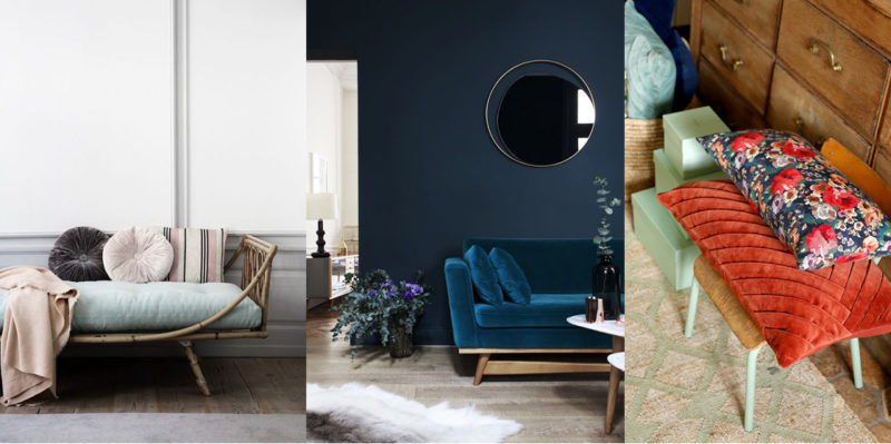 le top des tendances d co adopter en 2018 blueberry home. Black Bedroom Furniture Sets. Home Design Ideas