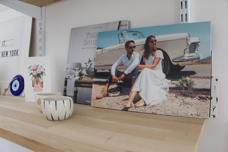 afficher ses photos livre photo mariage