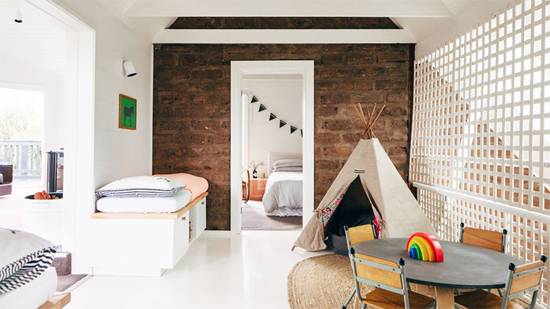 inspiration deco chambre enfant tipi blueberry home. Black Bedroom Furniture Sets. Home Design Ideas