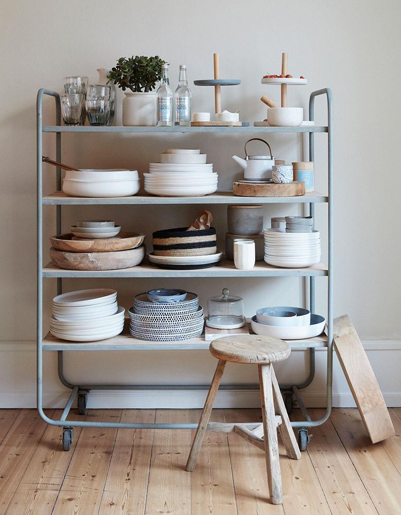 soigner les détails déco vaisselle céramique