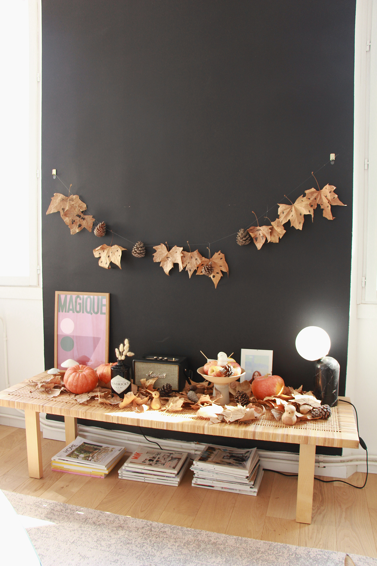 diy déco halloween command