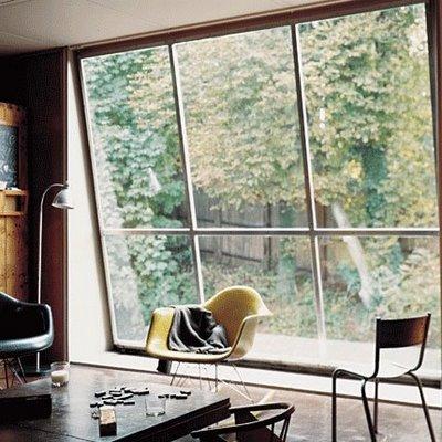 Charles et Ray EAMES : Design intemporel..