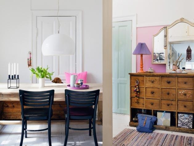 d co boh me. Black Bedroom Furniture Sets. Home Design Ideas