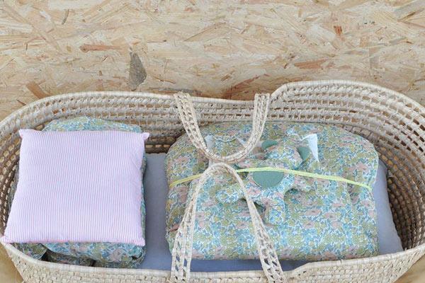 Du linge de lit pour bébé
