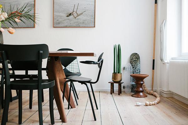Un appartement de style à Berlin