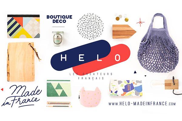 Helo, les créateurs français
